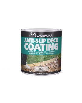Blackfriar Anti Slip Deck Coating Clear
