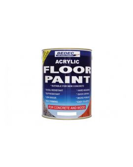 Bedec Acrylic Water Based Floor Paint