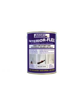 Bedec Interior-Flex Elastomeric Matt Emulsion