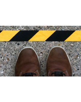 Centrecoat Permaroute Social Distancing Line Marking Tape