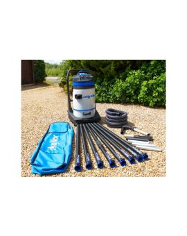 SKYVAC Commercial 75 PLUS Gutter Vacuum System