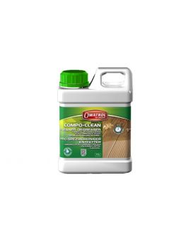 Owatrol Compo-Clean Cleaner Degreaser for Composite Wood