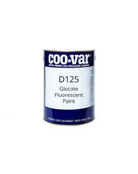 Coo-Var D125 Glocote Fluorescent Paint