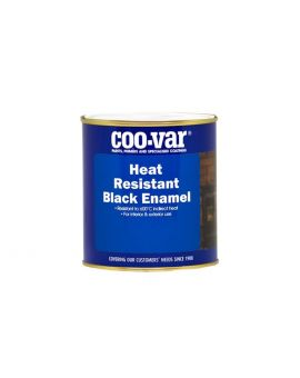 Coo-Var Heat Resistant Black Enamel