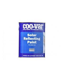 Coo-Var Q253 Aluminium Solar Reflective Paint