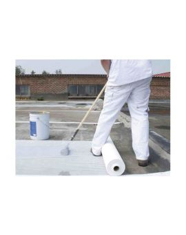 Rustoleum Dacfill Glassfibre Fleece for Flat Roof, 100cm x 100m