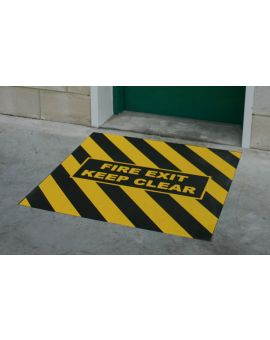 Centrecoat Fire Exit Marker