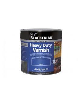 Blackfriar Professional Heavy Duty Varnish
