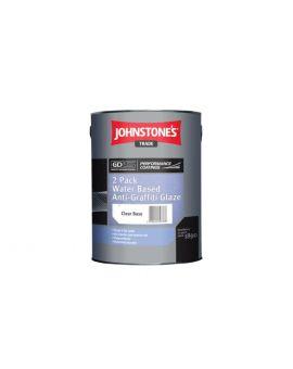 Johnstones Trade 2 Pack Anti Graffiti Glaze, 5 Litres