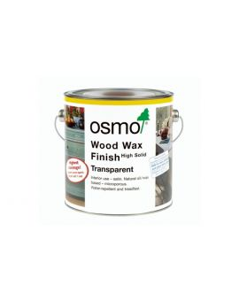 Osmo Wood Wax Finish (Transparent Colours)