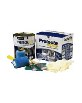 Protecta-Kote Anti-Slip Rubber Paint Kit
