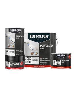 Rustoleum 4900 Polycoat 2K Heavy Duty Varnish