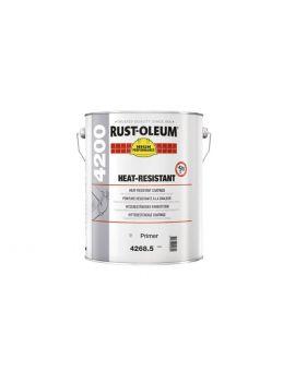 Rustoleum 4268 Heat Resistant Primer, Orange