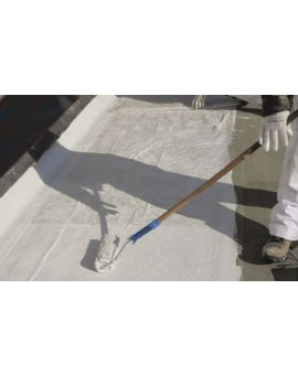 Rustoleum Dacfill HZ Rubber Paint for Flat Roofs