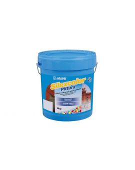 Mapei Silexcolor Mineral Silicate Masonry Paint