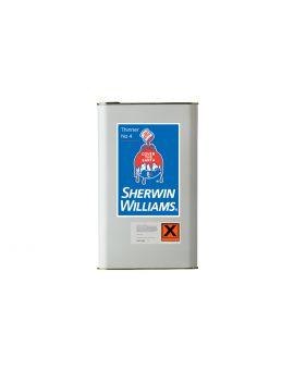 Sherwin Williams Cleanser Thinner C4