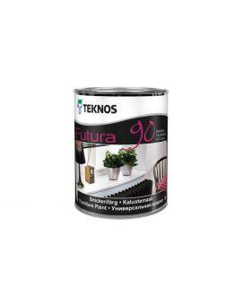Teknos Futura 90 Gloss Furniture Paint