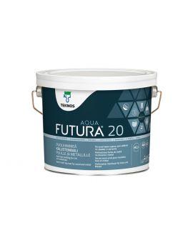 Teknos Futura Aqua 20 Semi Matt Furniture Paint