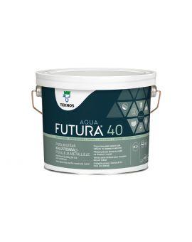 Teknos Futura Aqua 40 Semi Gloss Furniture Paint
