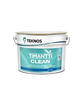 Teknos Timantti Clean Antibacterial Paint