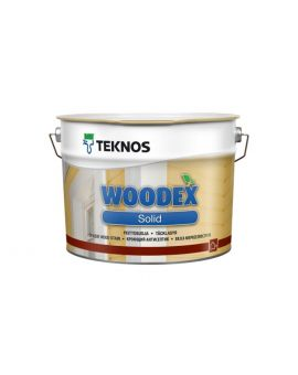Teknos Woodex Solid Opaque Wood Stain