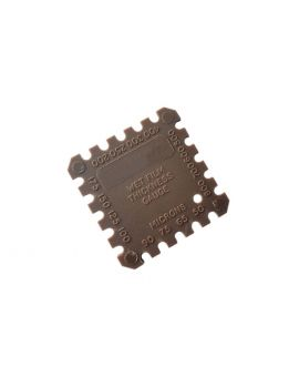 Centrecoat WFT Wet Film Thickness Comb Gauge