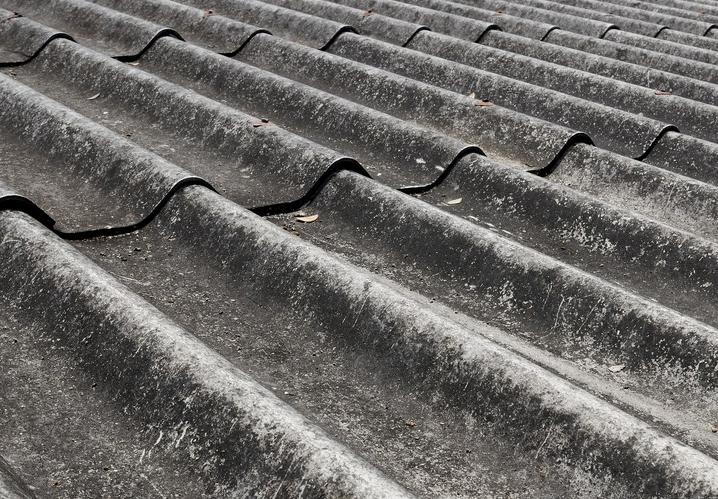 Corrugated Asbestos Sheet Repair
