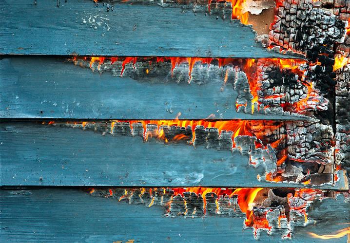 Fire Retardant Timber & Wood Paint