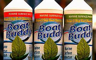 Boat Buddy Cleaning Products