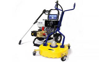 Driveway Cleaning Machines