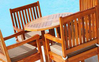 Garden Furniture Oils, Varnish