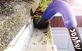 Gutter Cleaning Equipment Skyvac