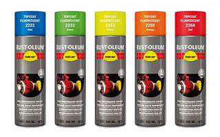 Rustoleum Aerosol Paint