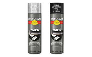 Rustoleum Heat Resistant Paint