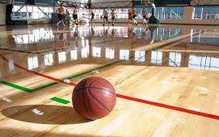 Sports Hall Floor Varnish