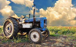 Teamac Tractor Paints