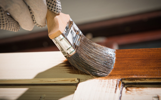 Wood and Timber Paints