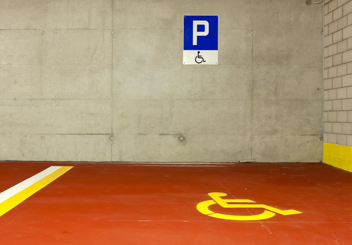 Car Park Marking Stencils