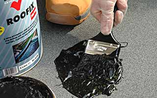 Roof Paints, Primers and Cleaners